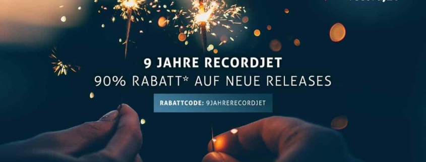 recordJet | rabatt