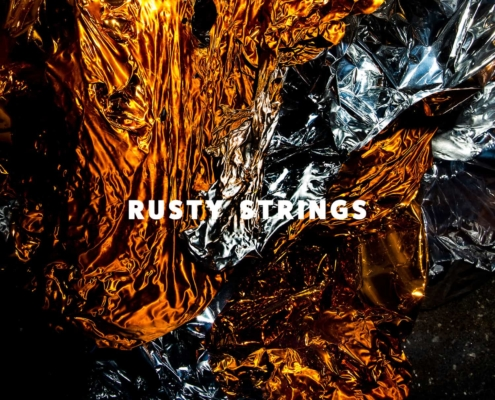 Rusty Strings Cover