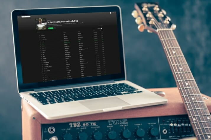 So kommt deine Musik in die Spotify Playlisten | recordJet