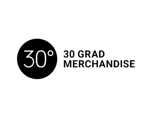 30 Grad Merch Logo