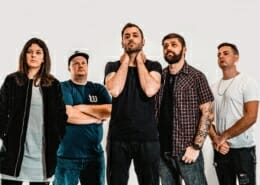 Bury Me Alive Bandfoto