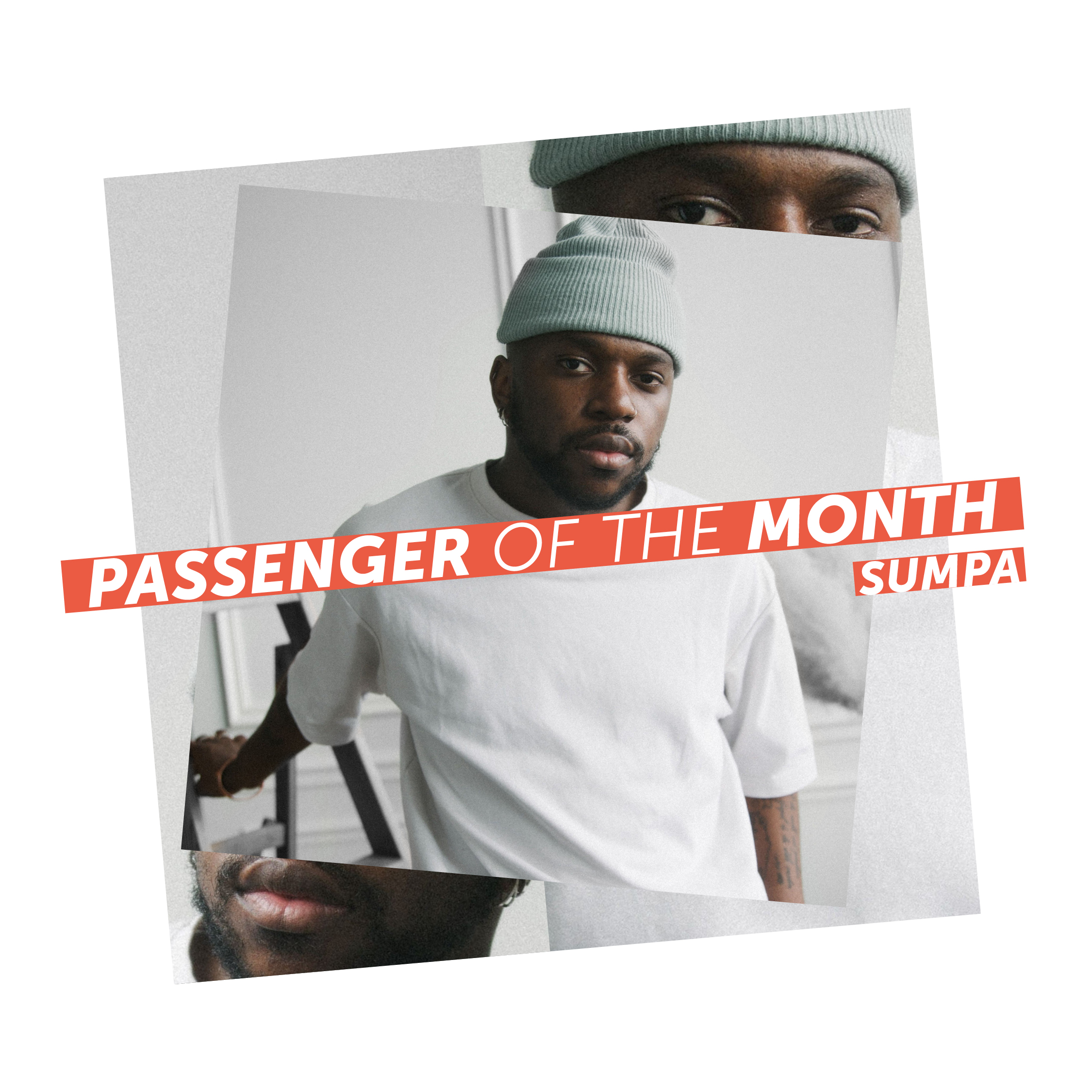 Passenger of the Month Sumpa
